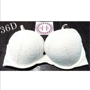 Victoria's Secret Bombshell Push Up Bra 36D